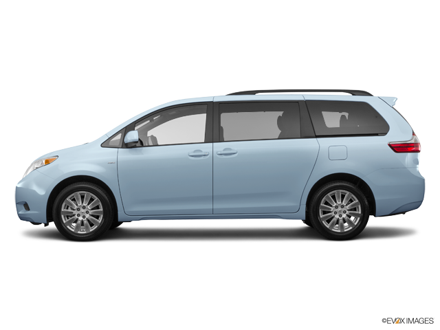 New 2017 Toyota Sienna in Simi Valley, CA