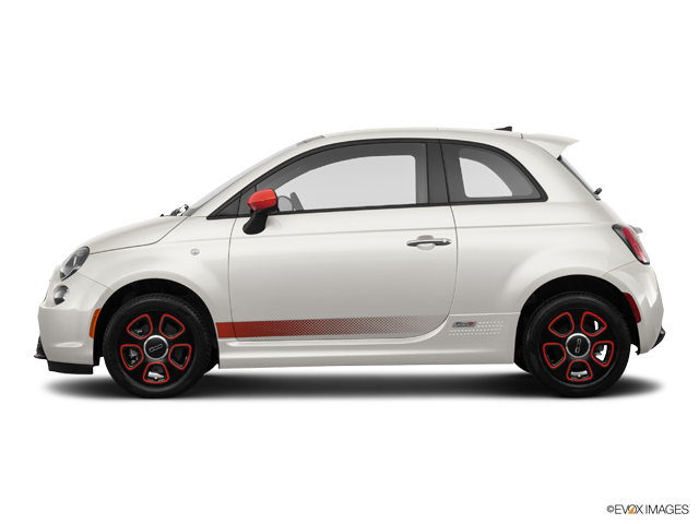 2017 FIAT 500e Battery Electric
