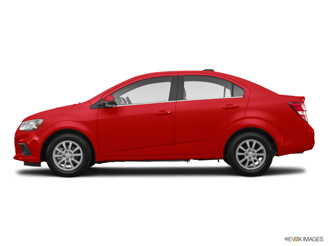 2017 Chevrolet Sonic LS