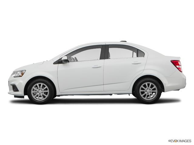 Used 2017 Chevrolet Sonic in New Orleans, LA