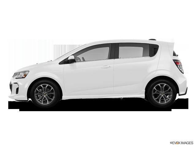 Used 2017 Chevrolet Sonic in Daphne, AL