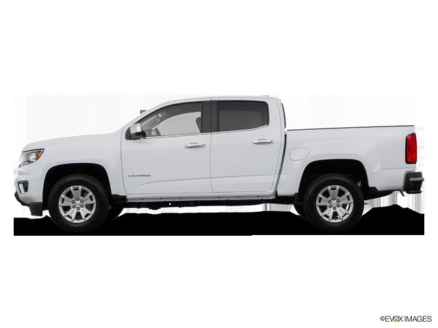 2017 Chevrolet Colorado 2WD LT Crew Cab