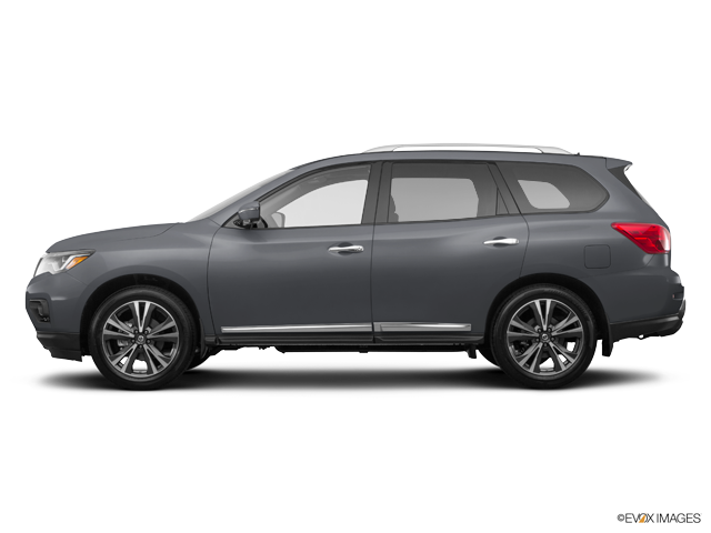 Used 2017 Nissan Pathfinder in Tupelo, MS