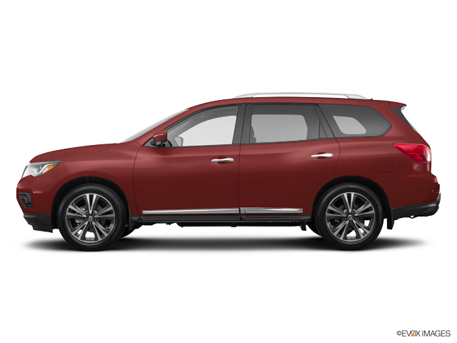 New 2017 Nissan Pathfinder in Vero Beach, FL