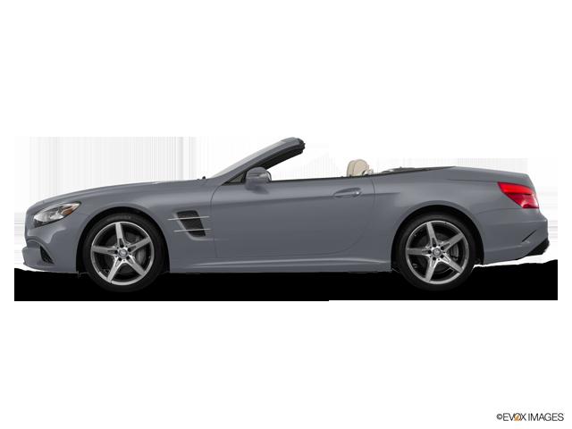 2017 Mercedes-Benz SL SL 550