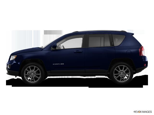 New 2017 Jeep Compass in Orlando, FL