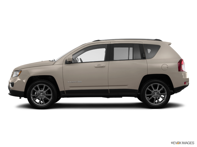 Used 2017 Jeep Compass in Duluth, MN