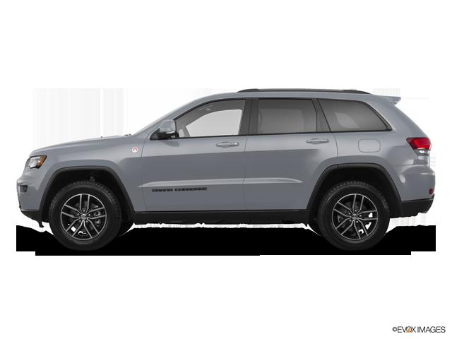 2017 Jeep Grand Cherokee Overland Bonham Richardson