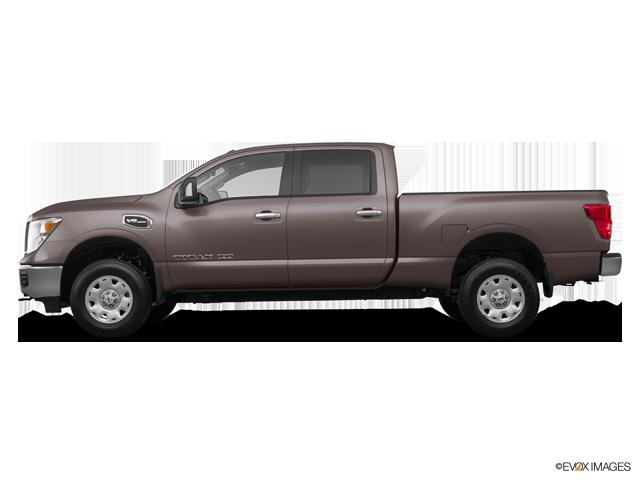 New 2017 Nissan Titan XD in Columbia, TN