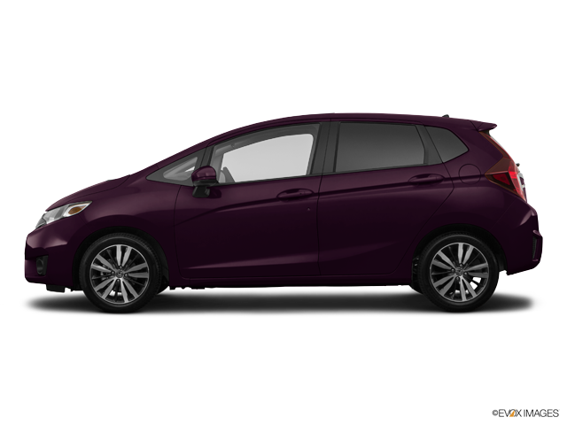 2017 Honda Fit EX Manual