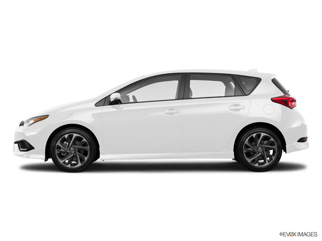 New 2017 Toyota Corolla iM in Weatherford, TX