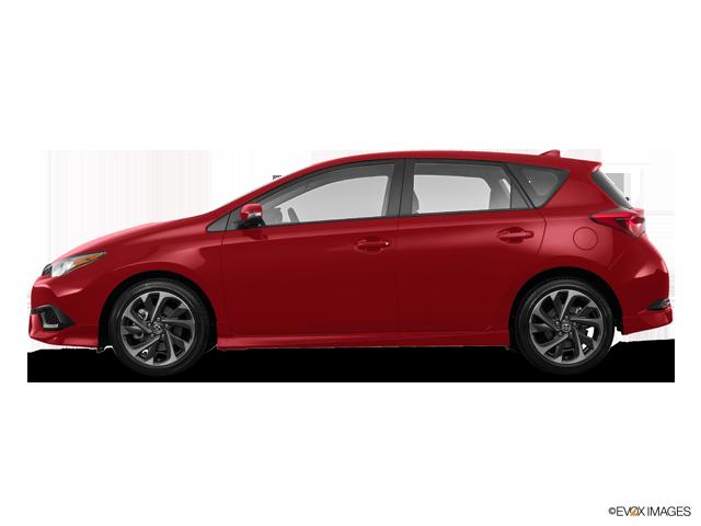 2017 Toyota Corolla iM CVT Automatic (Natl)
