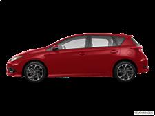 2017 Toyota Corolla iM IM 5DR HATCH