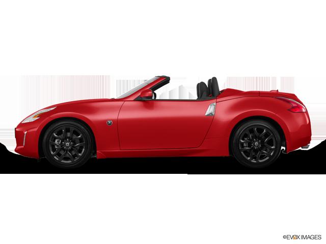 2017 Nissan 370Z Touring Sport
