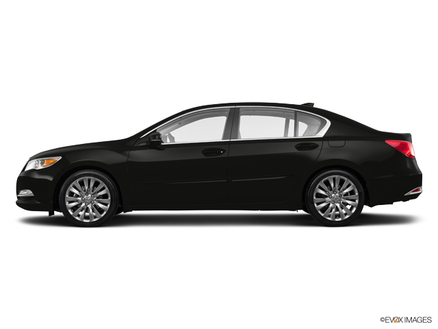 2017 Acura RLX Sport Hybrid w/Advance Pkg