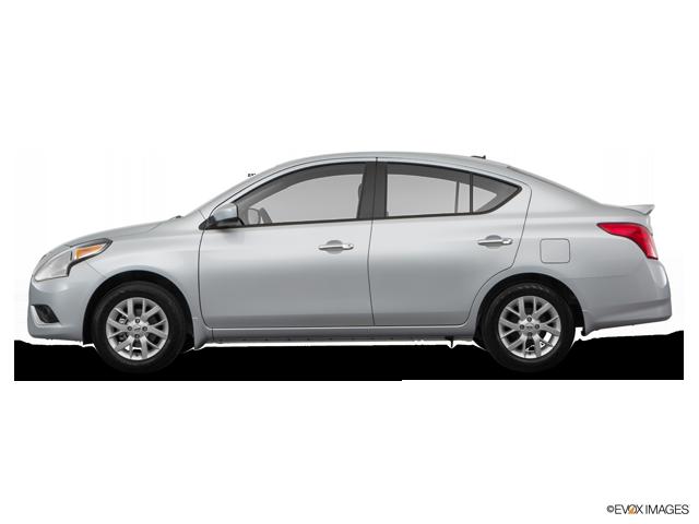 New 2017 Nissan Versa in Fairfield, CA