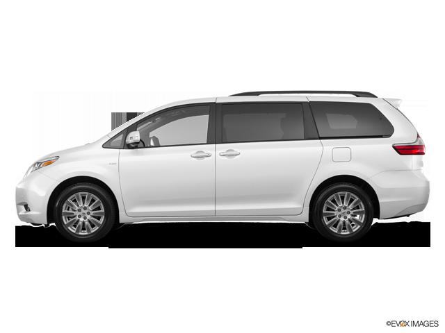 2017 Toyota Sienna Limited Premium AWD 7-Passenger