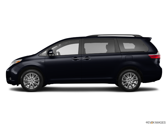 New 2017 Toyota Sienna in Nicholasville, KY