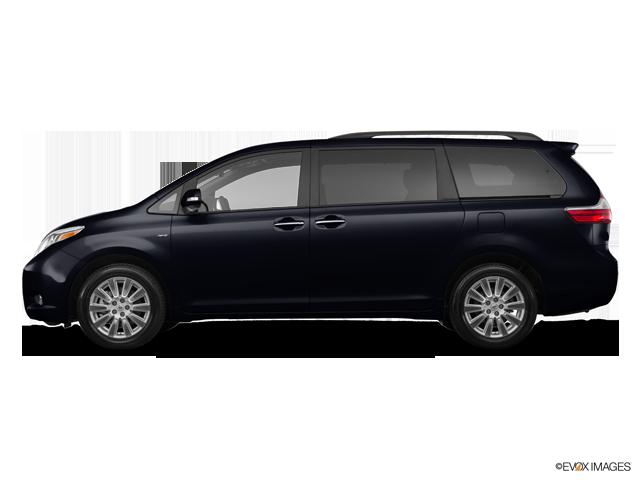 New 2017 Toyota Sienna in San Juan Capistrano, CA