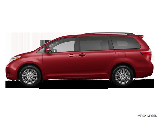 2017 Toyota Sienna Limited Premium