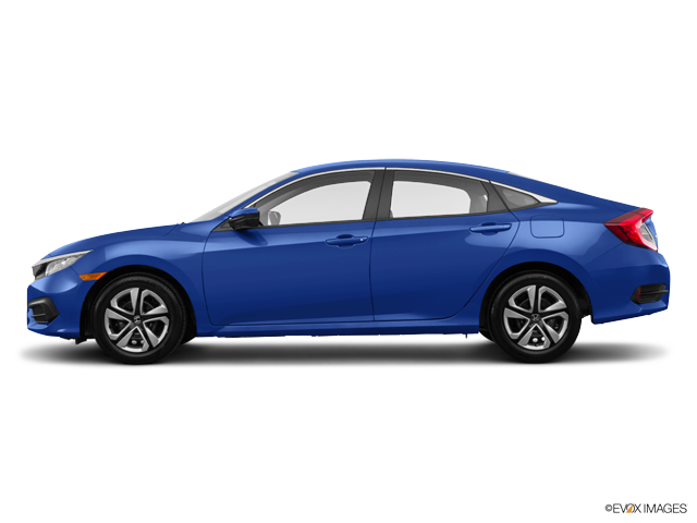 New 2017 Honda Civic Sedan in Santa Rosa, CA