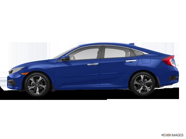 Used 2017 Honda Civic Sedan in Port Arthur, TX