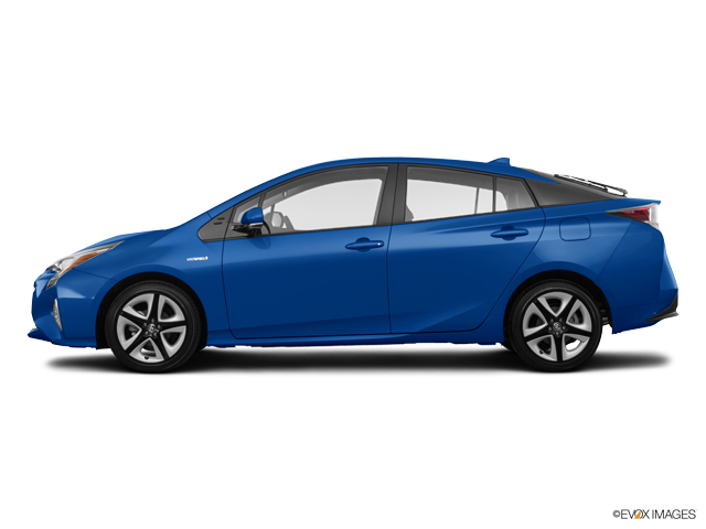 2017 Toyota Prius Three Touring