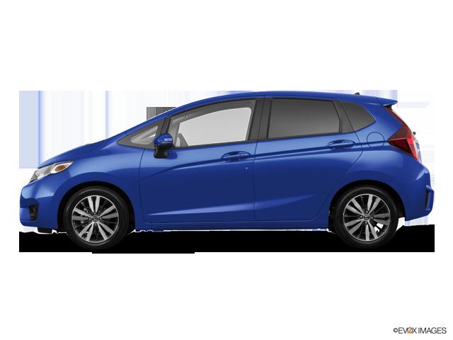 2017 Honda Fit EX-L with Navigation