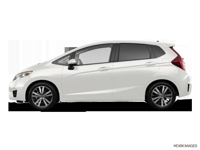 2017 Honda Fit EXL