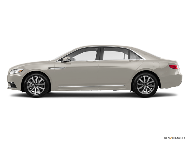 Used 2017 Lincoln Continental in Jackson, MS
