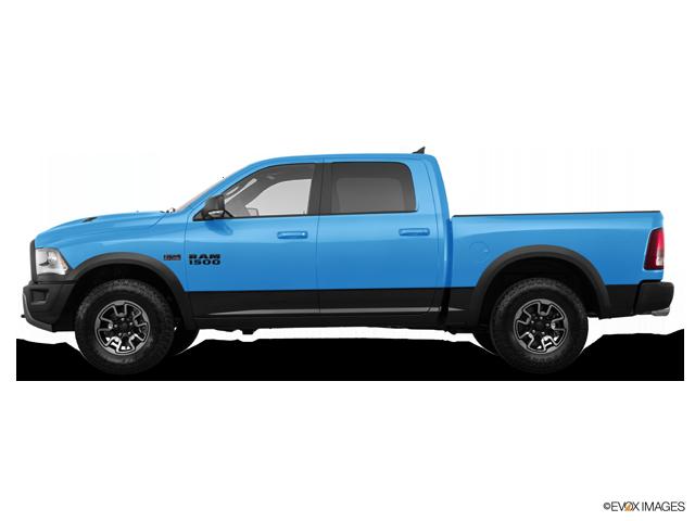 2017 RAM 1500 SLT - 4x4 - Crew Cab
