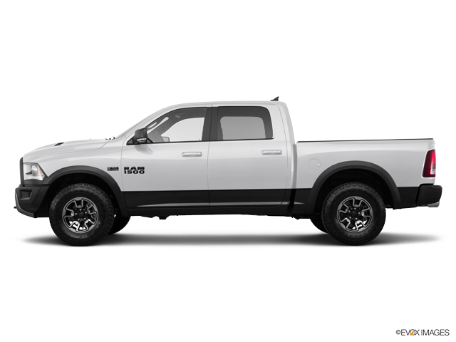 2017 RAM 1500 Rebel-4x4-Crew Cab-Sunroof-Ht Seats