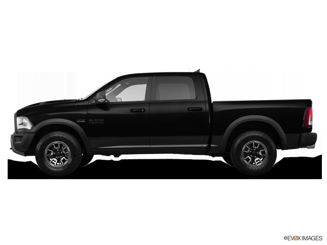 2017 RAM 1500 ST-4X4-Crew Cab-