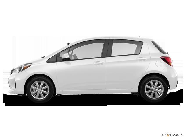 2017 Toyota Yaris LE
