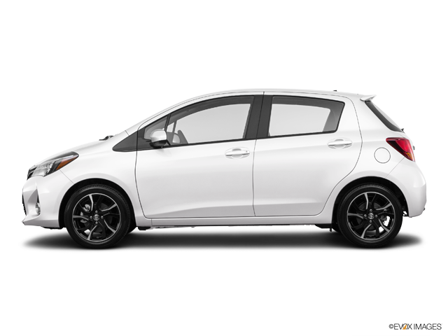 2017 Toyota Yaris 5-Door SE Auto