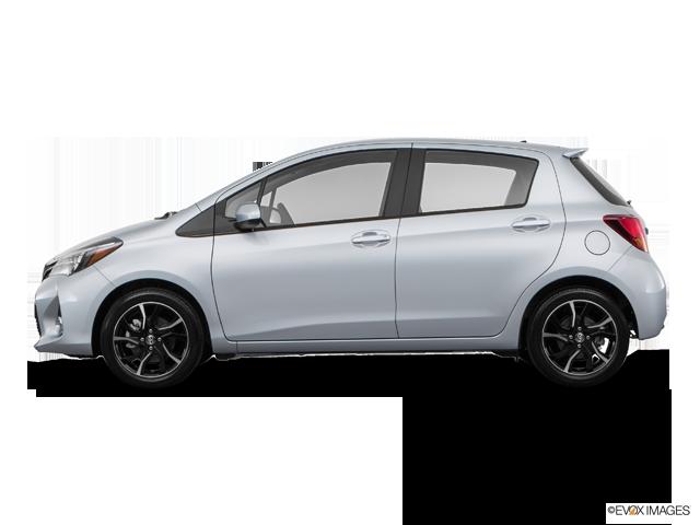 2017 Toyota Yaris STD