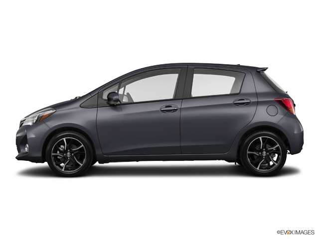 New 2017 Toyota Yaris in Aurora, CO