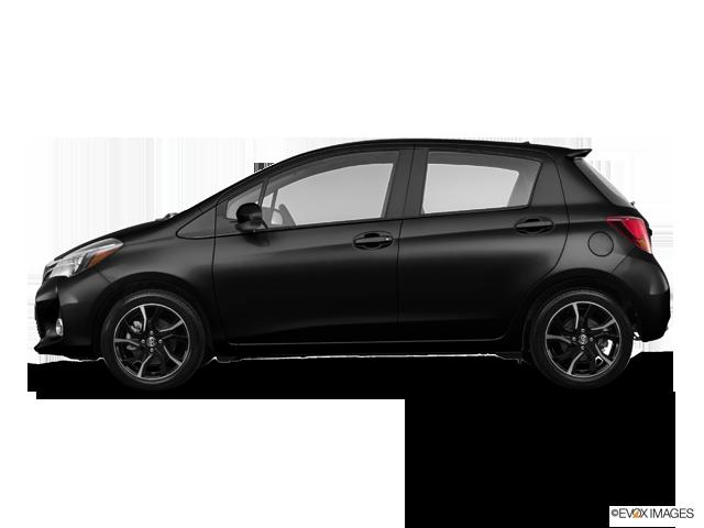 New 2017 Toyota Yaris In San Juan Capistrano, CA
