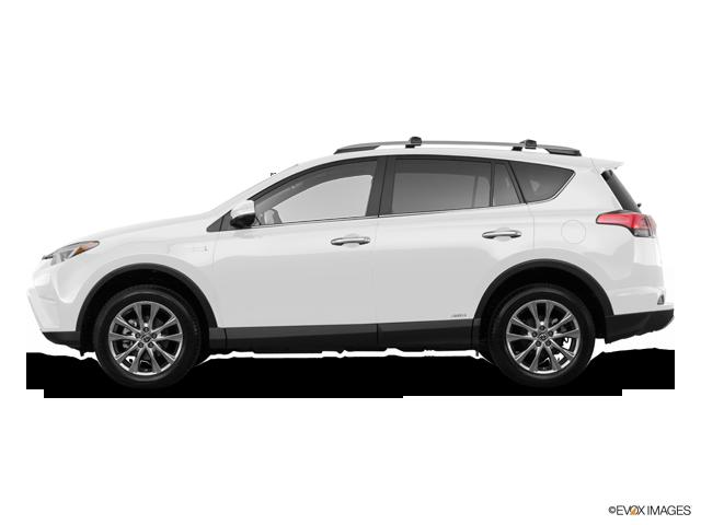 New 2017 Toyota RAV4 Hybrid in Walnut Creek, CA
