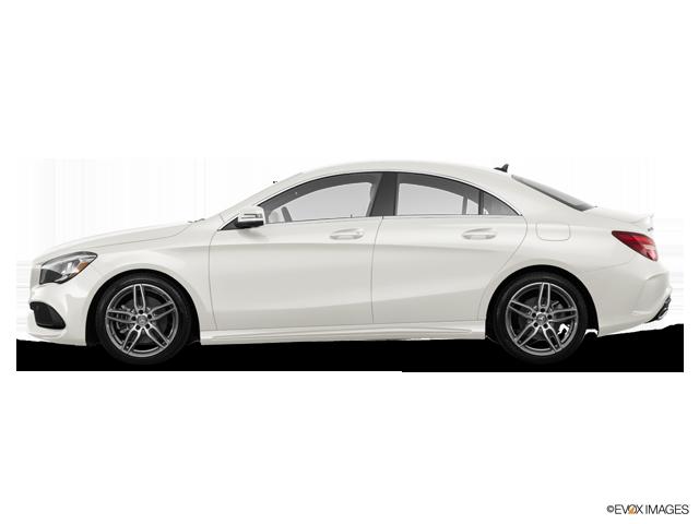 2017 Mercedes-Benz CLA AMG CLA 45