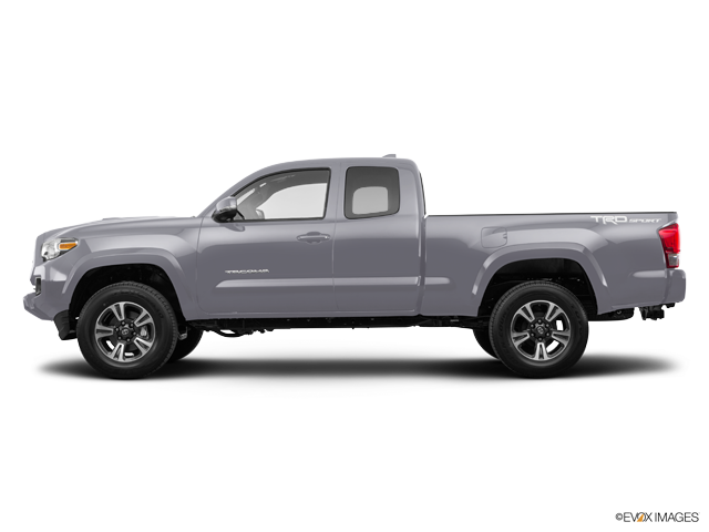 2017 Toyota Tacoma TRD Sport Access Cab 6' Bed V6 4x4 MT