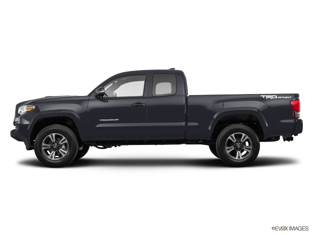 2017 Toyota Tacoma TRD Sport Access Cab 6 Bed V6 4x4 MT