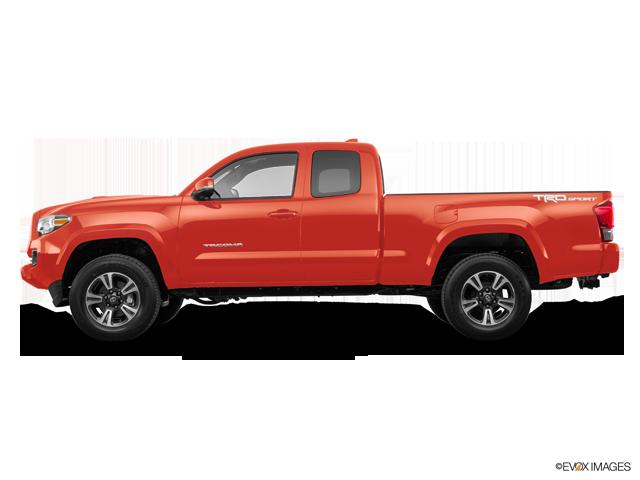 2017 Toyota Tacoma 4X4 ACCESS CAB