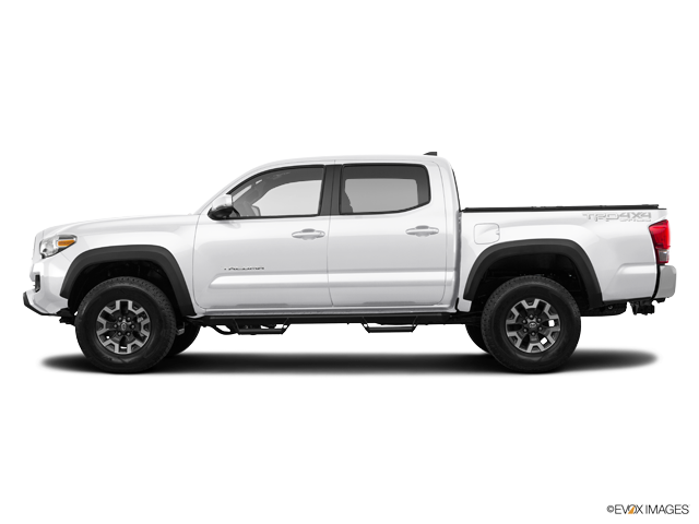 2017 Toyota Tacoma TRD Off Road Double Cab 5' Bed V6 4x2 AT