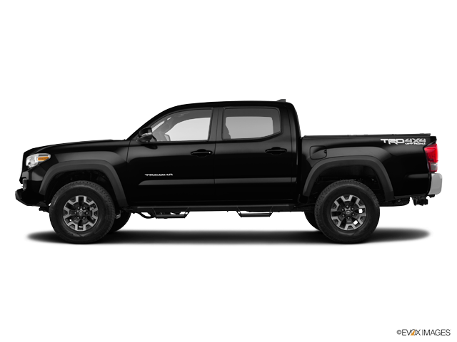 2017 Toyota Tacoma Limited Double Cab 5' Bed V6 4x4 AT