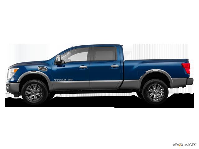 New 2017 Nissan Titan XD in Houston, TX