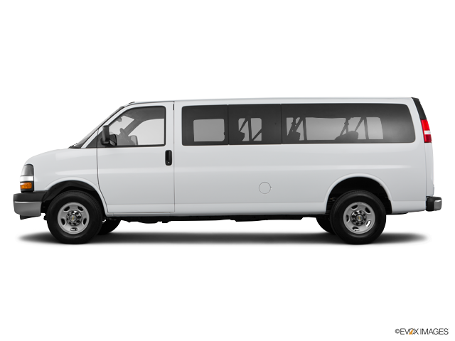 Used 2017 Chevrolet Express Passenger in Warsaw, IN