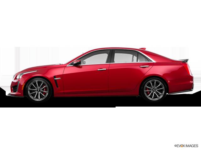 2017 Cadillac CTS-V Sedan 4dr Sdn