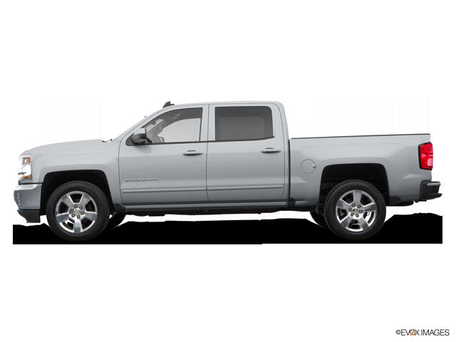 2017 Chevrolet Silverado 1500 Lt 3gcukrec9hg442513 Moss