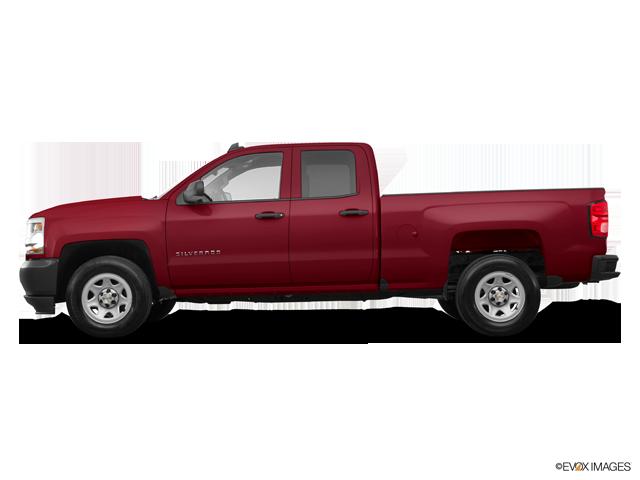 2017 Chevrolet Silverado 1500 Custom Extended Cab